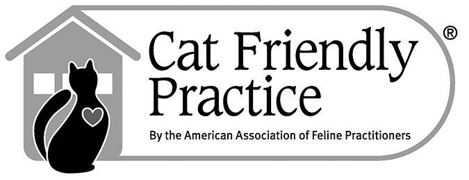 Cat Friendly Practice label